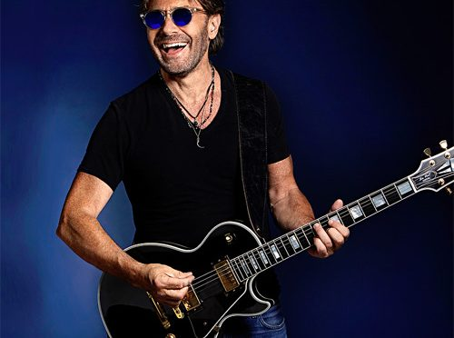 Al Di Meola Talks about Upcoming Elegant Gypsy 40th Anniversary Concert in Durham