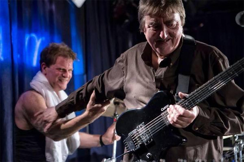 Jazz-Rock Guitar Virtuoso and Innovator Allan Holdsworth Dies at 70