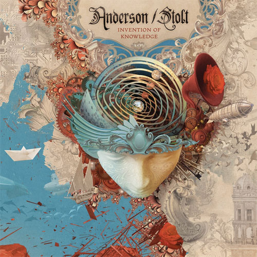 Jon Anderson & Roine Stolt - Invention of Knowledge