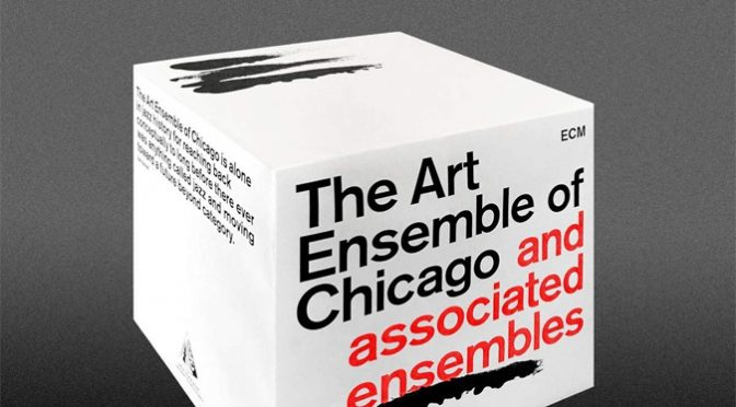 The Art Ensemble of Chicago Boxed Set