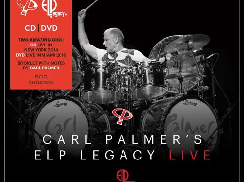 Carl Palmer's ELP Legacy to Release Live Album