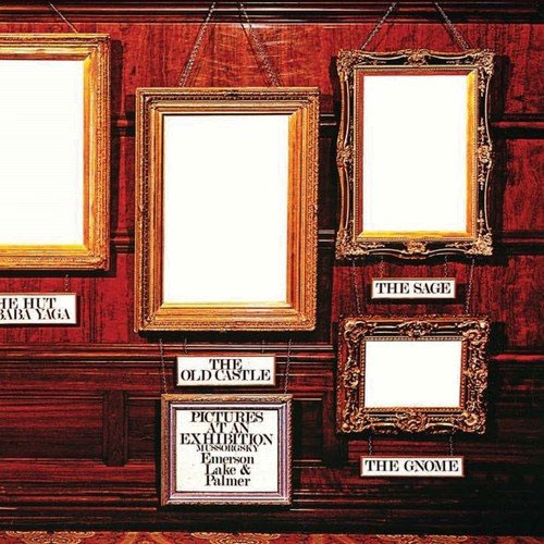 Emerson Lake & Palmer - Pictures at an Exhibition, Deluxe Edition