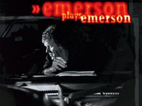 Keith Emerson at the Piano