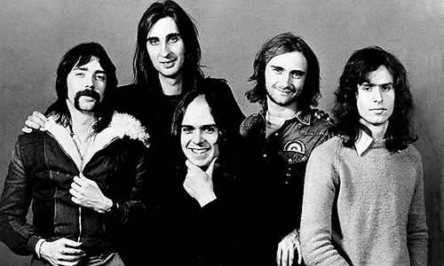 Progressive rock-era Genesis