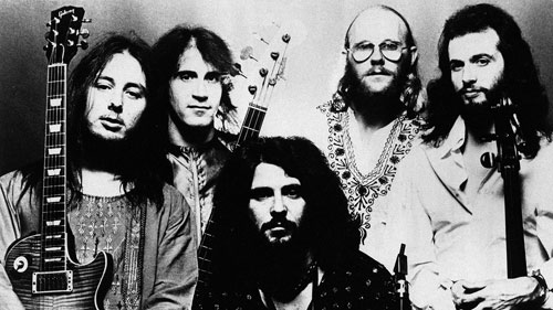 Gentle Giant in the 1970s
