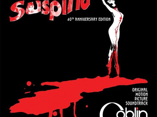 Goblin Releases Suspiria 40th Anniversary Edition Boxed Set