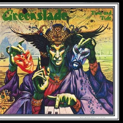 Greenslade - Time and Tide (1975)