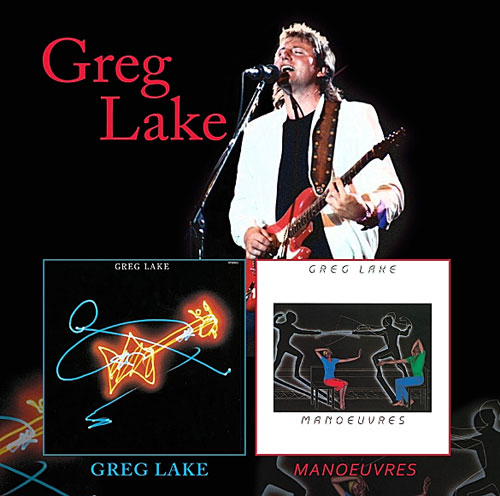 "Greg Lake - ""Greg Lake"" (1981) + ""Manoeuvres"""