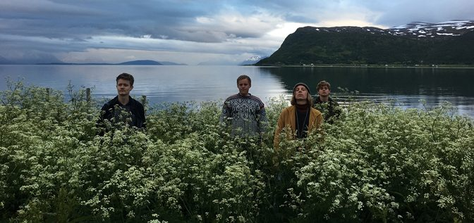 Interview with Rising Norwegian Band Jordsjø
