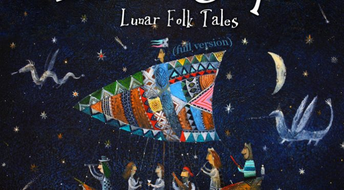 Illustrated Lunar Folk Tales