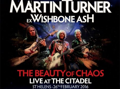 Martin Turner Live At the Citadel