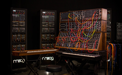 The Return of the Iconic Moog Synthesizer IIIc