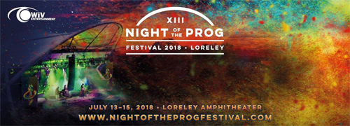 Tiger Moth Tales to Perform at Night of the Prog Festival 2018