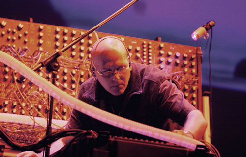 Synthesist Robert Rich to Play a Sleep Concert at Moogfest 2016
