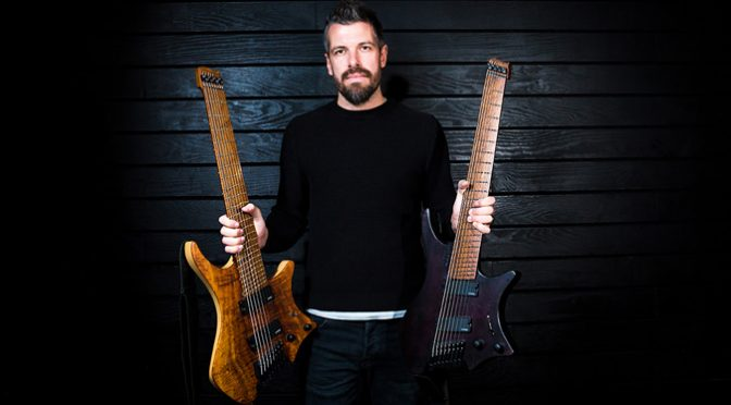 "Haken guitarist Richard Henshall Releases ""Limbo"" Music Video"