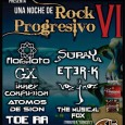 Progressive rock festival Una Noche de Rock Progresivo VI will take place tomorrow, Saturday, June 21 , 2014 at 19:00 (7:00 pm) in Lima, Peru. Artists scheduled to perform include: […]