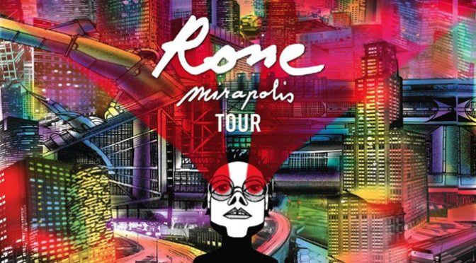 Rone Releases Animation Video Mirapolis