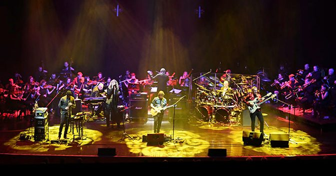 Steve Hackett to Release 'Genesis Revisited Band & Orchestra: Live'