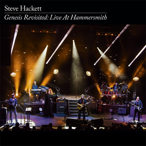 Steve Hackett- Genesis Revisited: Live at Hammersmith
