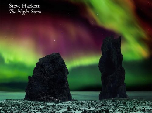 Steve Hackett Announces New Album 'The Night Siren'