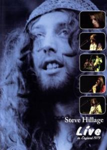 Steve Hillage - Live In England 1979