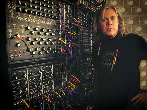 Electronic Music Wizard Steve Roach to Receive Lifetime Achievement Award