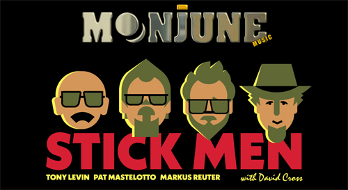 Stick Men Announces Latin American Tour