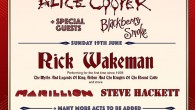 British rock gathering Stone Free Festival 2015 has announced some of the headliners. Progressive rock icons Rick Wakeman, performing 'The Myths and Legends of King Arthur and the Knights […]