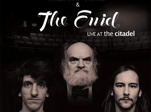 The Enid Releases Live At The Citadel