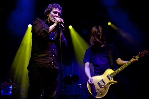 Tim Bowness and Steven Wilson