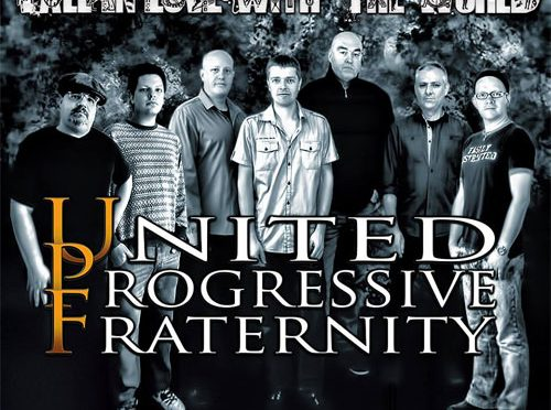 United Progressive Fraternity Working on New Album 'Planetary Overload'