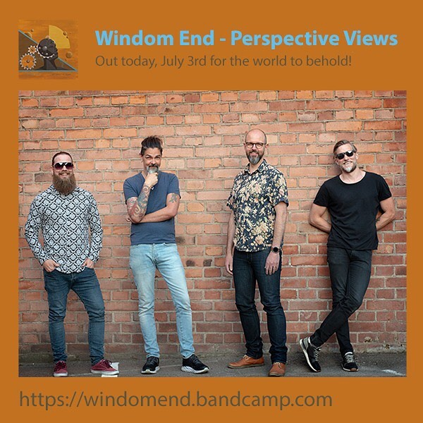Windom End - Perspective View